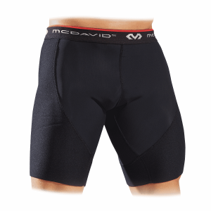 NEOPRENE PERFORMANCE COMPRESSION SHORTS