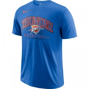 OKLAHOMA CITY THUNDER NIKE DRI-FIT