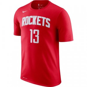 JAMES HARDEN HOUSTON ROCKETS NIKE DRI-FIT