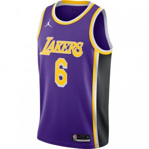 LOS ANGELES LAKERS STATEMENT EDITION 2020 'LEBRON JAMES'